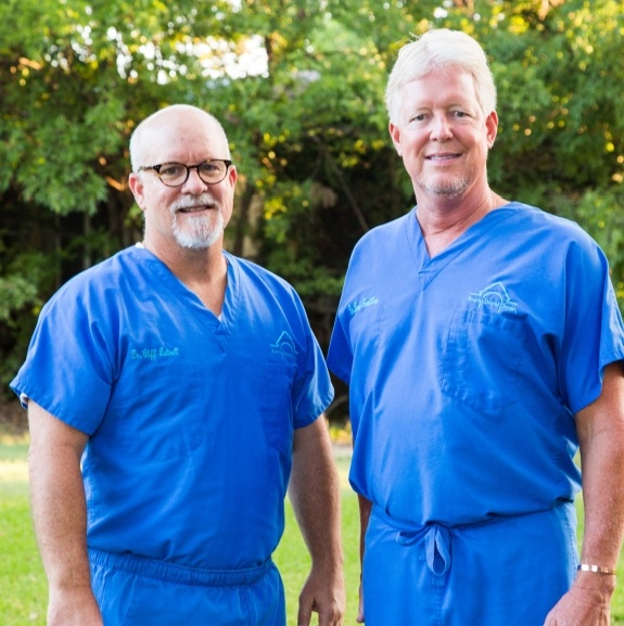 Boerne Texas dentists Dr. Luttrell and Dr. Gomillion