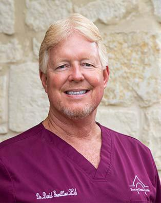 Boerne dentist David Gomillion DDS